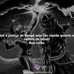 Que a justiça