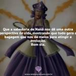 Sabedoria de Nanã