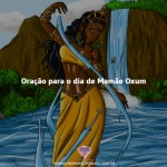 Oração para o dia de Mamãe Oxum