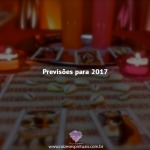 Previsões para 2017
