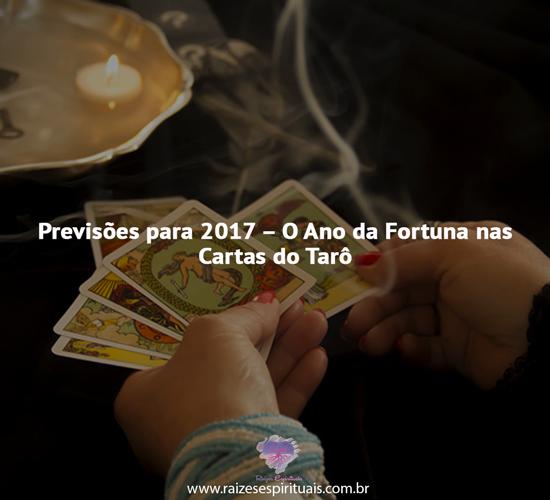 Previsão 2017
