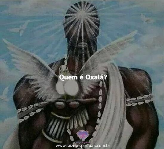 Quem é Oxalá?