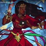 Oração a Iansã em vídeo para proteção do dia
