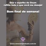 O Espelho de Oxum