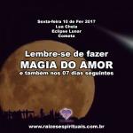 Noite de Magia do Amor na Umbanda