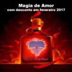 Magia de Amor com desconto em fevereiro 2017