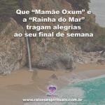 """""""Mamãe Oxum"""" e a """"Rainha do Mar"""""""