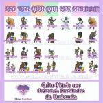 Calendário semanal dos Orixás e Entidades na Umbanda