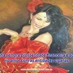 Prosperidade no amor e no financeiro com as entidades ciganas