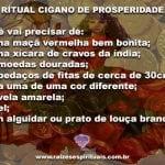 Ritual cigano para trazer prosperidade financeira