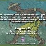 Logunedé Orixá e o defumador do signo do Zodíaco na Umbanda