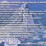 Oração a Iemanjá para as mães pedirem proteção, harmonia e prosperidade em seus Lares