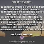 Oração a Oxóssi para começar o dia com fartura e prosperidade