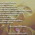 Mamãe Oxum chegou pra cuidar de seus filhos! Ora Yêyê Ô!