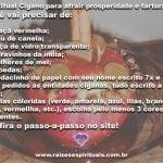 Ritual Cigano da maçã para atrair prosperidade e fartura