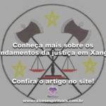Conheça mais sobre os fundamentos da justiça em Xangô