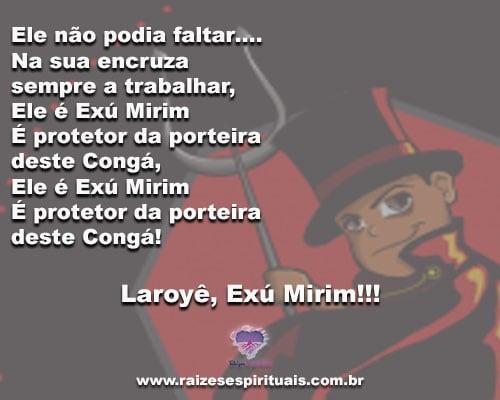 EXU BAIXAR DE PONTO MIRIM