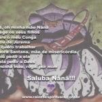 Salve a Orixá Nanã e toda sua sabedoria de anciã! Saluba Nanã!!!