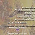 Pedimos a bênção a Mamãe Oxum neste sábado!!! Ora Yê Yê Ô, Oxum!!!