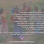Salve a alegria e a magia do povo Cigano! Optcha!!!