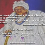 Sábios ensinamentos de Vovó Catarina e dos amados Pretos velhos