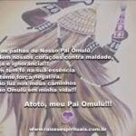 Que as palhas de Nosso Pai Omulú blindem nossos corações!!!