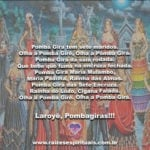 Salve todas as Pombagiras da Umbanda!!! Laroyê Pombagiras!!!