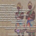 Que a bênção e o amor dos Ibejis e Erês nos cubram neste sábado!