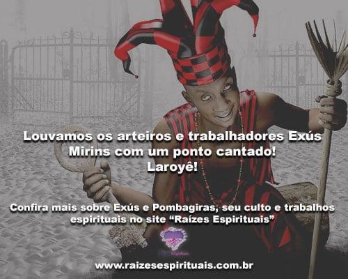EXU MIRIM DE BAIXAR PONTOS