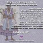 Oração de domingo a Nanã para pedir bençãos e proteção