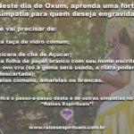 Neste dia de Oxum, aprenda uma forte simpatia para quem deseja engravidar