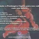 Oração a Pombagira Cigana para nos cubrir com sua beleza