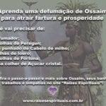 Aprenda uma defumação de Ossaim para atrair fartura e prosperidade