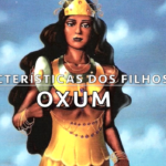 Características dos filhos de Oxum neste vídeo