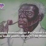 Vamos homenagear Pai Guiné com um lindo ponto neste 13 de Maio!!!