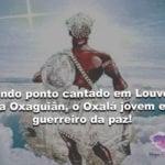 Lindo ponto cantado em Louvor a Oxaguiãn, o Oxalá jovem!