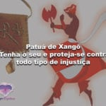 Patuá de Xangô: tenha o seu e proteja-se contra todo tipo de injustiça