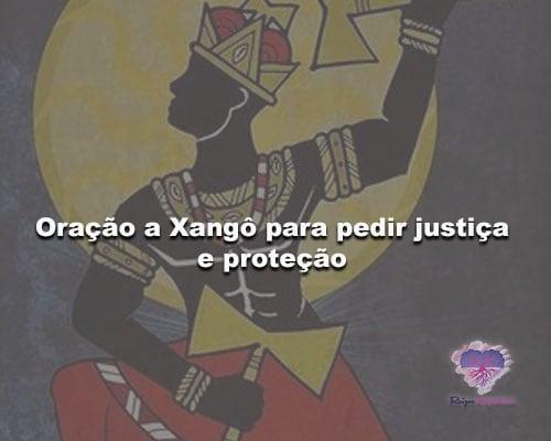 Oração a Xangô para pedir justiça e proteção