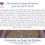 Mensagem dos búzios para 28/07/2018: Ossaim traz o equilíbrio