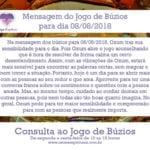 Mensagem dos búzios para 08/08/2018: Oxum traz sua sensibilidade para o dia