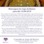 Mensagem dos búzios para 13/08/2018: Oxaguiãn abre o jogo do dia