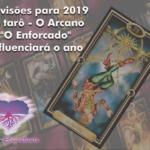 """Previsões para 2019 no tarô – O Arcano """"O Enforcado"""" influenciará o ano"""