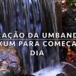 Oração da Umbanda a Oxum para começar bem o seu dia