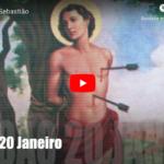 Oração a São Sebastião homenageado em 20 de Janeiro