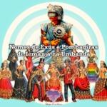 Nomes de Exús e Pombagiras  de Iemanjá na Umbanda