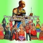 Nomes de Exús e Pombagiras de Oxóssi na Umbanda