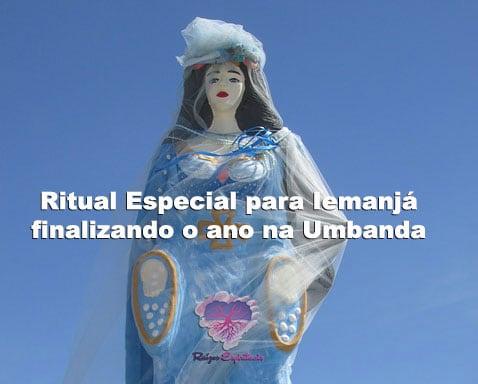 Ritual Especial para Iemanjá