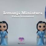 Estátua de Iemanjá Miniatura – Fofura irresistível