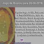 Confira o que indica o Jogo de Búzios para 28-08-2019