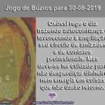 Confira o que indica o Jogo de Búzios para 30-08-2019